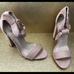 Brand new with box nude heels
